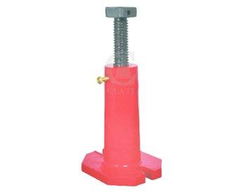 heavy-duty-screw-jack-with-double-side-flange-and-side-locking-brass-screw